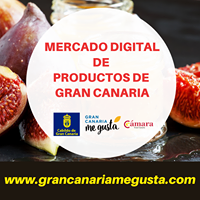 Mercado digital de productos de Gran Canarias.